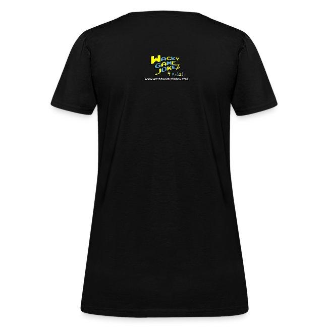 """June's """"Girl Gamer"""" shirt"""