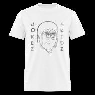 T-Shirts ~ Men's T-Shirt ~ Mickey Graffiti white