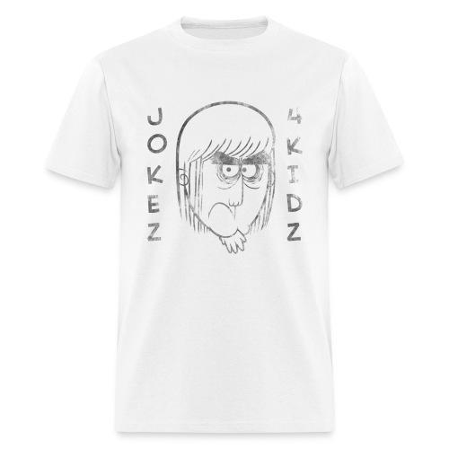 Mickey Graffiti white - Men's T-Shirt