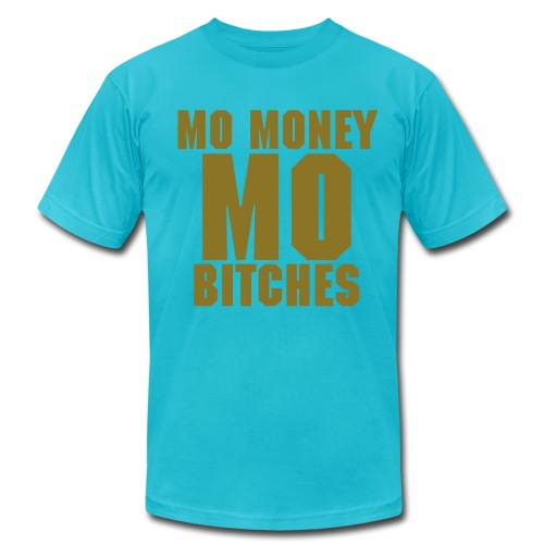 Mo Money, Mo Bitches - Men's Fine Jersey T-Shirt