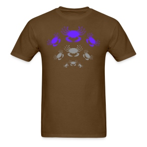 Crabs - Men's T-Shirt