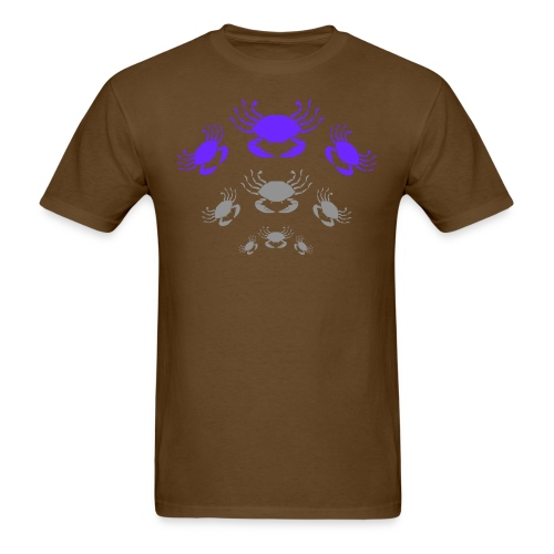 Crabs - Men's T-Shirt