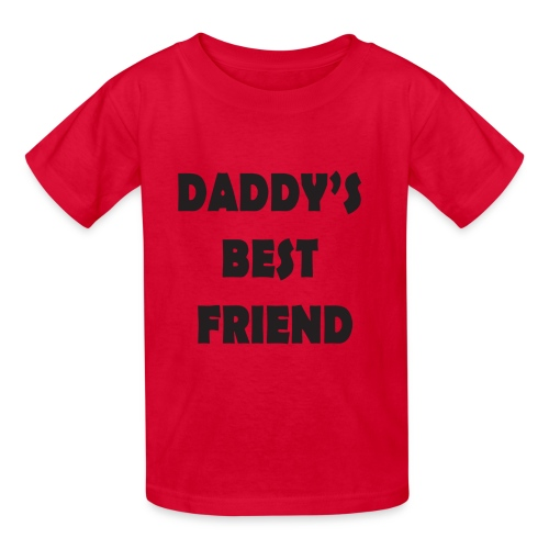 Daddy's best friend - Kids' T-Shirt