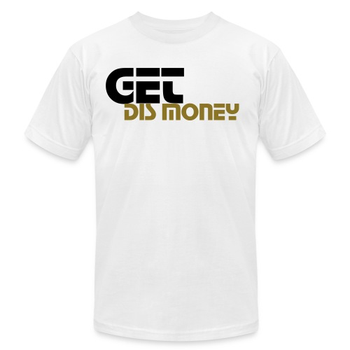 Men's  Jersey T-Shirt - Are you getting paper... We are.