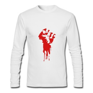 Freedom Fighter - Men's Long Sleeve T-Shirt by Next Level