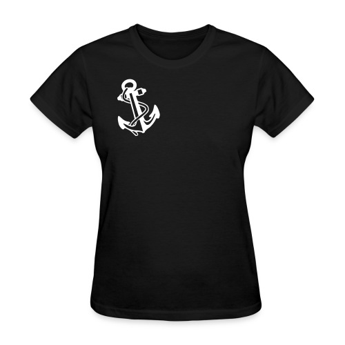 Anchors Away - Women's T-Shirt