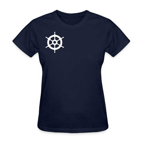 Steer the Boat - Women's T-Shirt