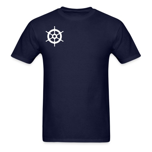 Steer The Boat - Men's T-Shirt