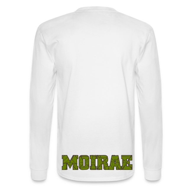 """""""Hand of F.A.I.T."""" Series - Moirae Long Sleeve"""