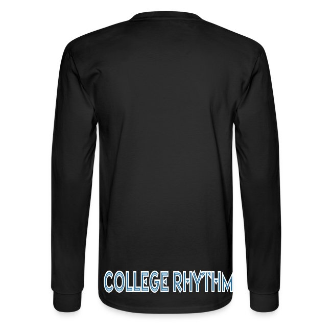 """Hand of F.A.I.T."" Series - College Rhythm Long Sleeve"