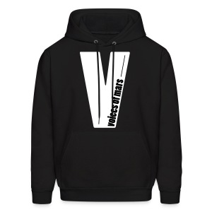Voices of Mars - V for Victory Hoodie for Men - Men's Hoodie