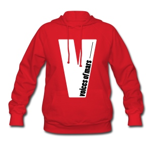 Voices of Mars - V for Victory Hoodie for Women - Women's Hoodie