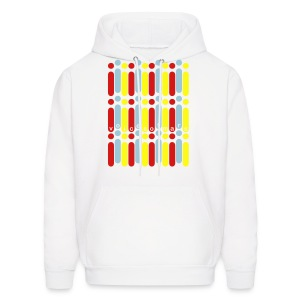 Voices of Mars - Primary Hoodie for Men - Men's Hoodie