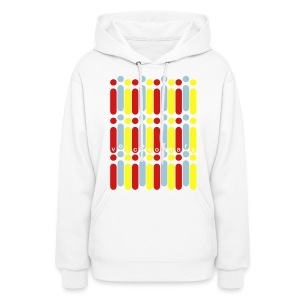 Voices of Mars - Primary Hoodie for Women - Women's Hoodie