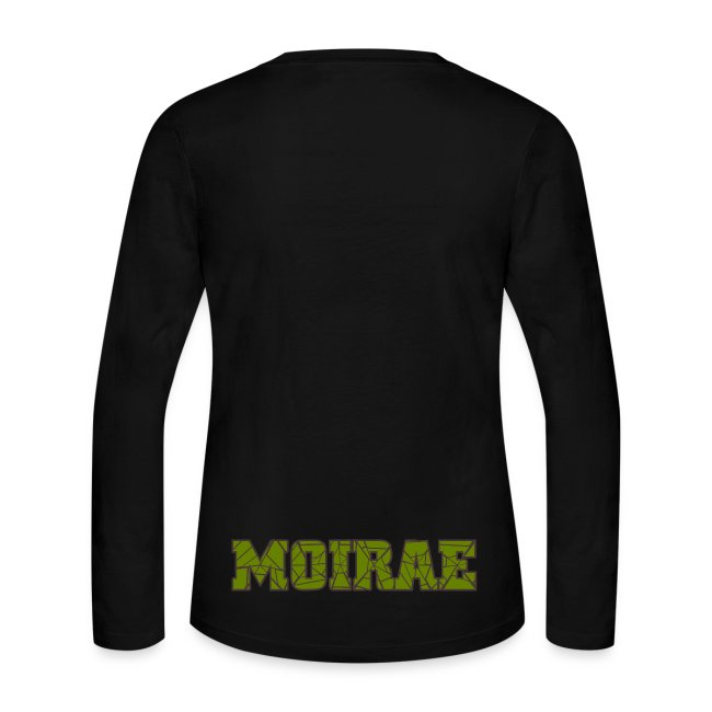 """Hand of F.A.I.T."" Series - Moirae Long Sleeve"