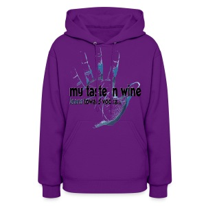 Hand of F.A.I.T. Series - College Rhythm Hoodie - Women's Hoodie