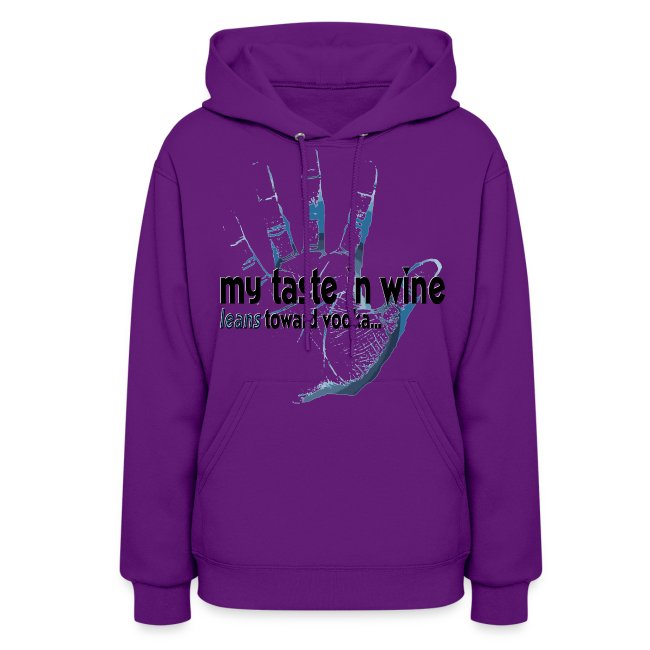 """Hand of F.A.I.T."" Series - College Rhythm Hoodie"