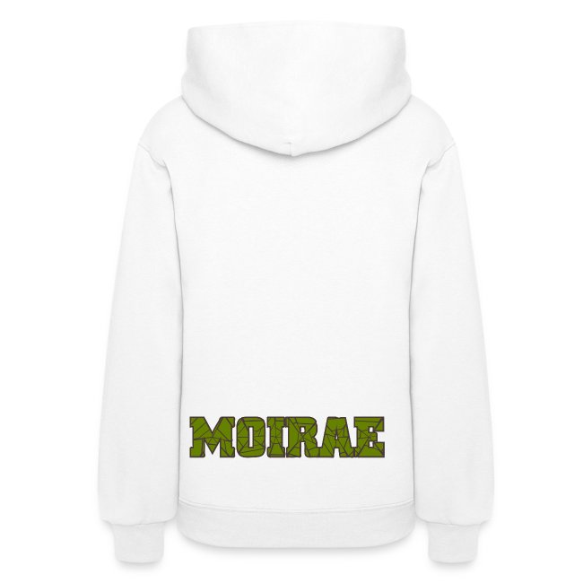 """Hand of F.A.I.T."" Series - Moirae Hoodie"