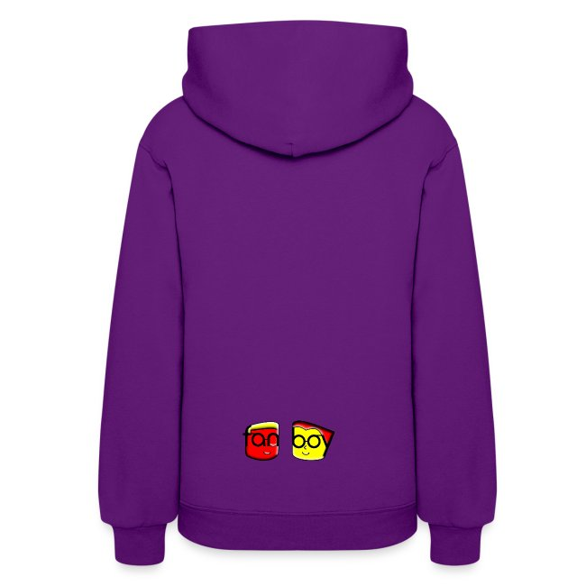 """""""Hand of F.A.I.T."""" Series - FanBoy Hoodie"""