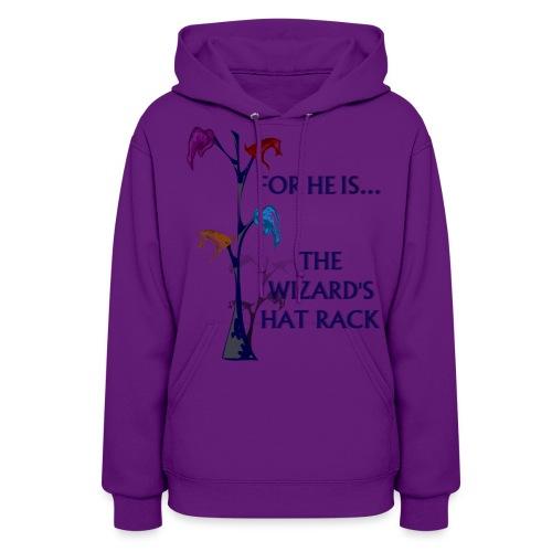 Wizard's Hat Rack - Hoodie - Women's Hoodie