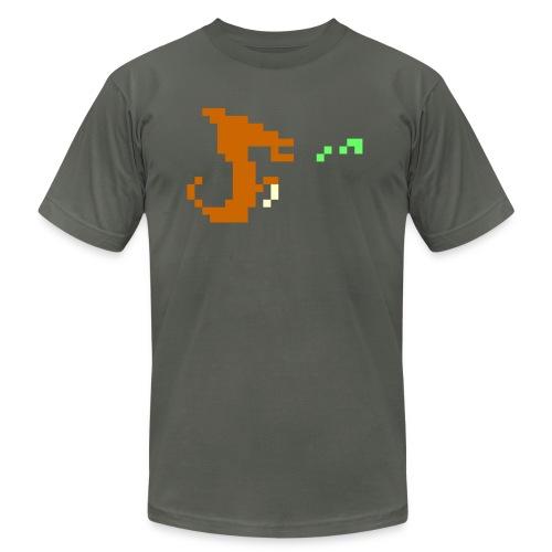 HLSK Slim Fit - Men's Fine Jersey T-Shirt