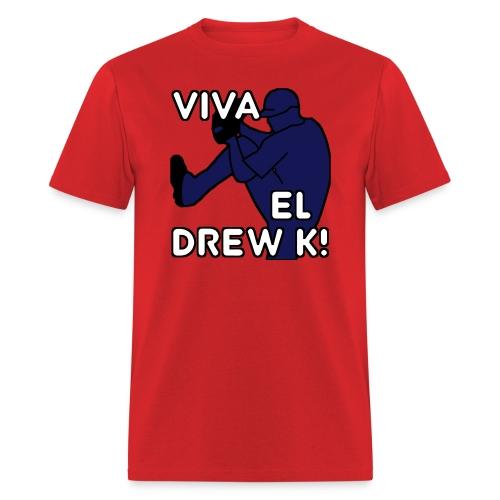 Drew Storen Silhouette - Men's T-Shirt