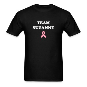 Men's Short-Sleeved - Team Suzanne Shirt - Men's T-Shirt
