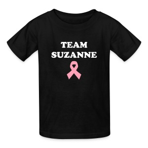 KIDS - Team Suzanne T-Shirt - Kids' T-Shirt