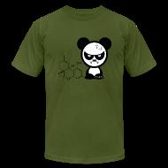 T-Shirts ~ Men's T-Shirt by American Apparel ~ Chemical Panda