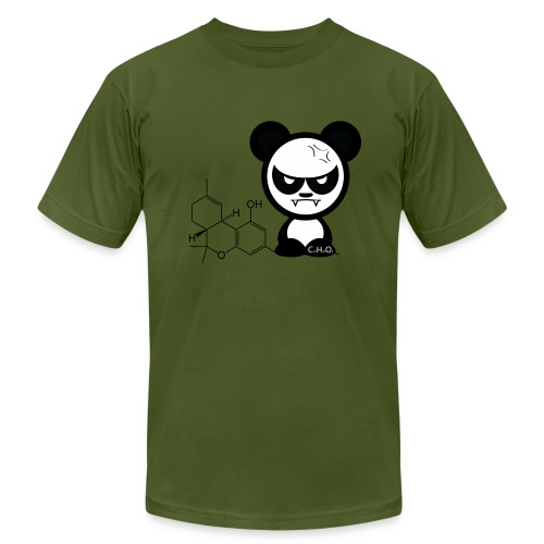 Chemical Panda - Men's Fine Jersey T-Shirt