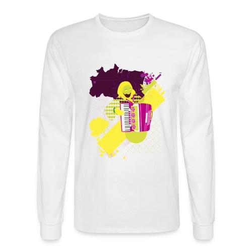 Organ Man - Men's Long Sleeve T-Shirt