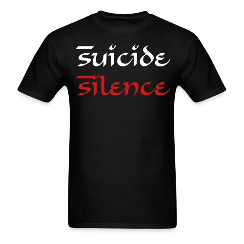 Suicide Silence - Men's Standard Weight T-Shirt - Men's T-Shirt