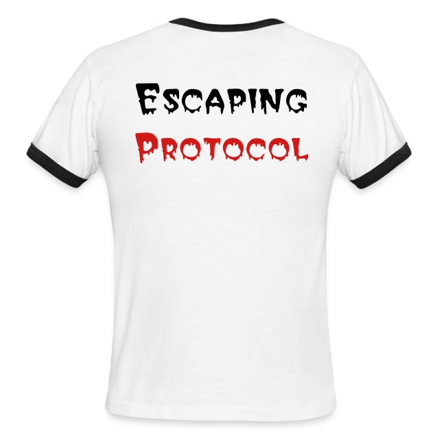Escaping Protocol FIRST TEE EVER! ~ Men
