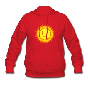 Sunny Side Up  Hoodie for Women - Women's Hoodie