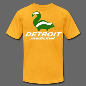 Detroit Medicinal Men's American Apparel Tee - Men's T-Shirt by American Apparel