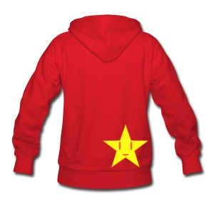 Starry Side Up  Hoodie for Women - Women's Hoodie