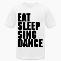 OK! Eat Sleep Sing Dance