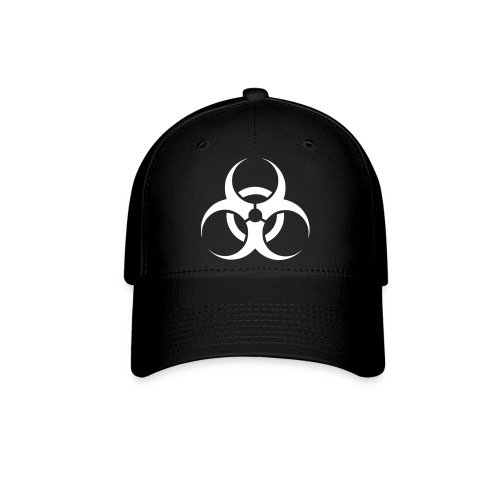 Biohazard (blk) - Baseball Cap