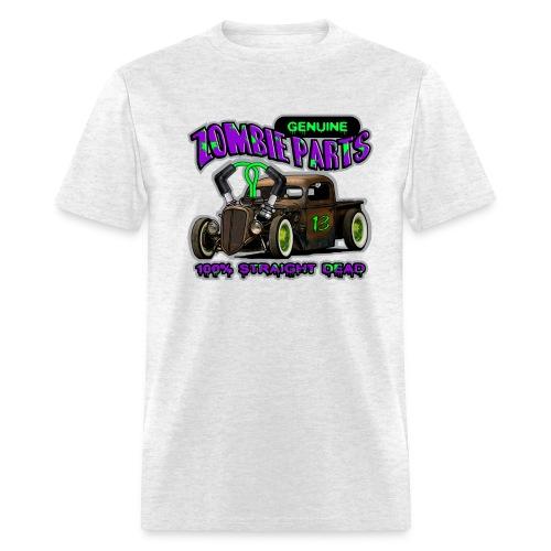 SparkMaster, Zombie Parts Shirt - Men's T-Shirt