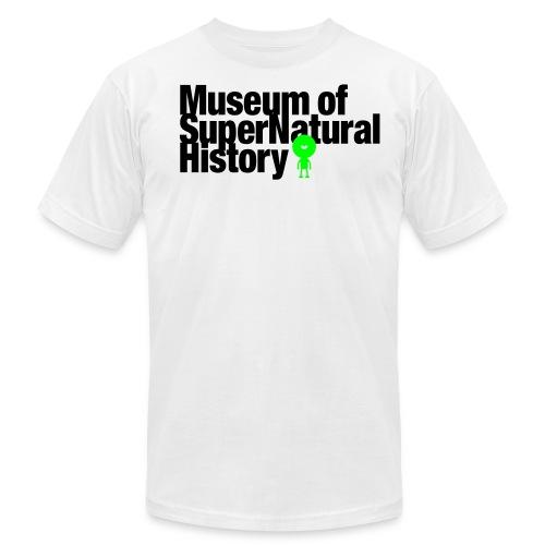 MuSuNaHI® Classic Logo Monstrosi-Tee - Men's Fine Jersey T-Shirt