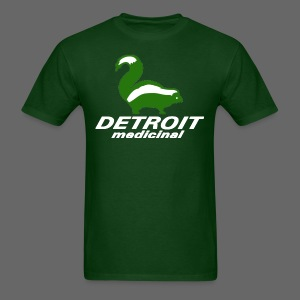 Detroit Medicinal Men's Standard Weight T-Shirt - Men's T-Shirt