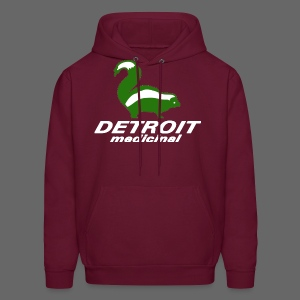 Detroit Medicinal Men's Hooded Sweatshirt - Men's Hoodie
