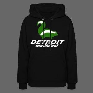 Detroit Medicinal Women's Hooded Sweatshirt - Women's Hoodie