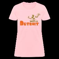 Women's T-Shirts ~ Women's T-Shirt ~ Spirit/Detroit Women's Standard Weight T-Shirt