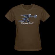 T-Shirts ~ Women's T-Shirt ~ Detroit Built Packard Hood Ornament Women's Standard Weight T-Shirt