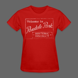 Rosedale Park Women's Standard Weight T-Shirt - Women's T-Shirt