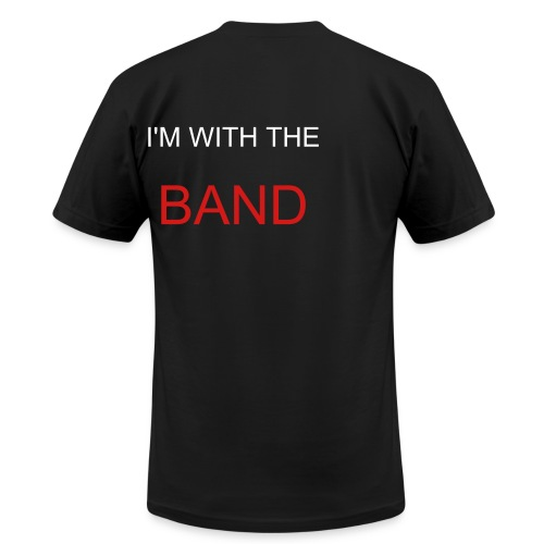 LTT I'm With The Band SE - Men's Fine Jersey T-Shirt