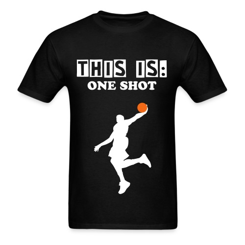 Impetus™ One Shot  - Men's T-Shirt