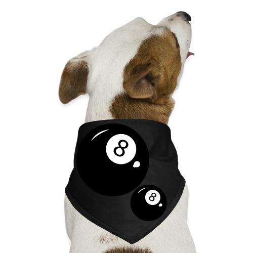 Eight Ball Dog - Dog Bandana