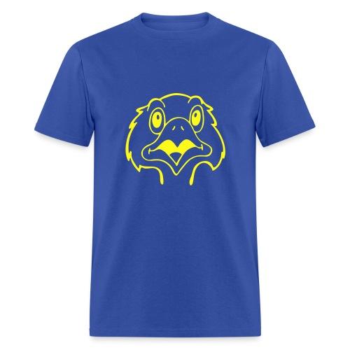The bird says NO!!! tee - Men's T-Shirt